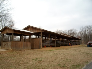 camp stalls