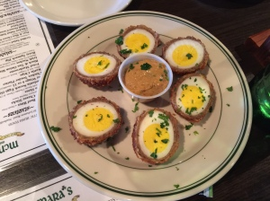 Ephemeral:  Caledonia Scotch Eggs