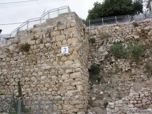 Jerusalem stairs HT