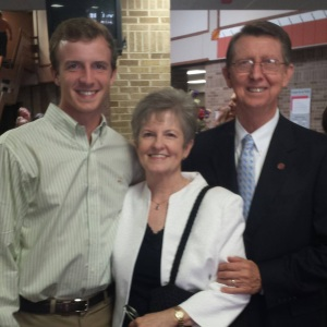 my in-laws with my oldest son